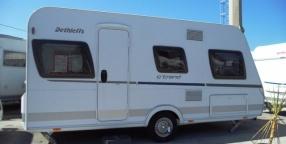 Camper: dethleffs splendida roulotte demo