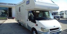 Camper: due erre rimor duerre 490 garage prezzo ribassato