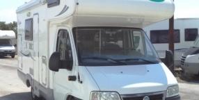 Camper: mclouis lagan 211 6 posti letti a castello