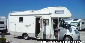 Camper: arca m 720 glm con garage
