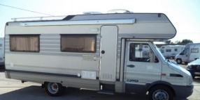 Camper: elnagh clipper 680 plus
