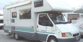 Camper: elnagh big marlin 7 posti letto