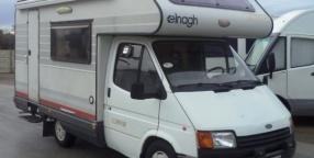 Camper: elnagh clipper 6 posti