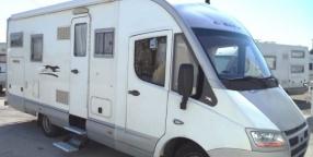 Camper: laika rexos line 720