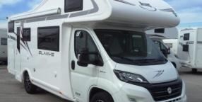 Camper: mclouis glamys 822 doppia dinette e garage