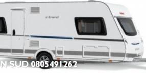 Camper: dethleffs c trend 505 fsk