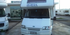 Camper: ci international riviera 150 7 posti