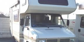 Camper: dethleffs globetrotter 560