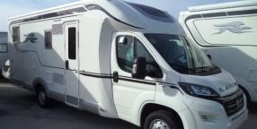 Camper: laika ecovip 409 letti gemelli e garage