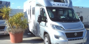 Camper: laika kreos 4010  full optional