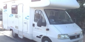 Camper: ci international elliot garage
