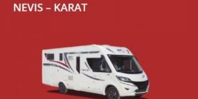 Camper: mclouis motorhome nevis 90 karat vers 2018 in arrivo